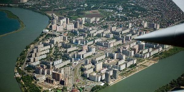 Юбилейный микрорайон Краснодара (ЮМР)