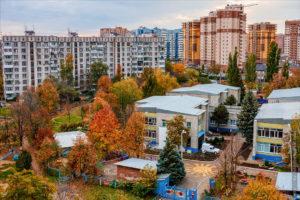 Детский сад на ФМР, Фестивальный микрорайон Краснодар (ФМР)