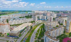Юбилейный микрорайон в Краснодаре (ЮМР)