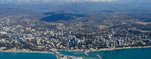 Землетрясение в Сочи на побережье