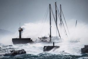 Ураган в Новороссийске