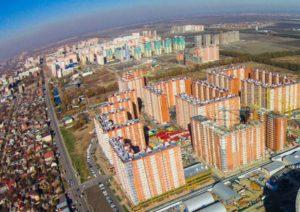 Новостройки Краснодара, ул. Восточно-Кругликовская