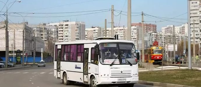Отменили маршрутки в Краснодаре № 405, 416, 173