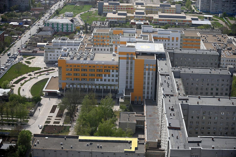 больница геморрой краснодар