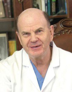 Главный врач Краевой клинической больницы Краснодара Порханов Владимир Алексеевич