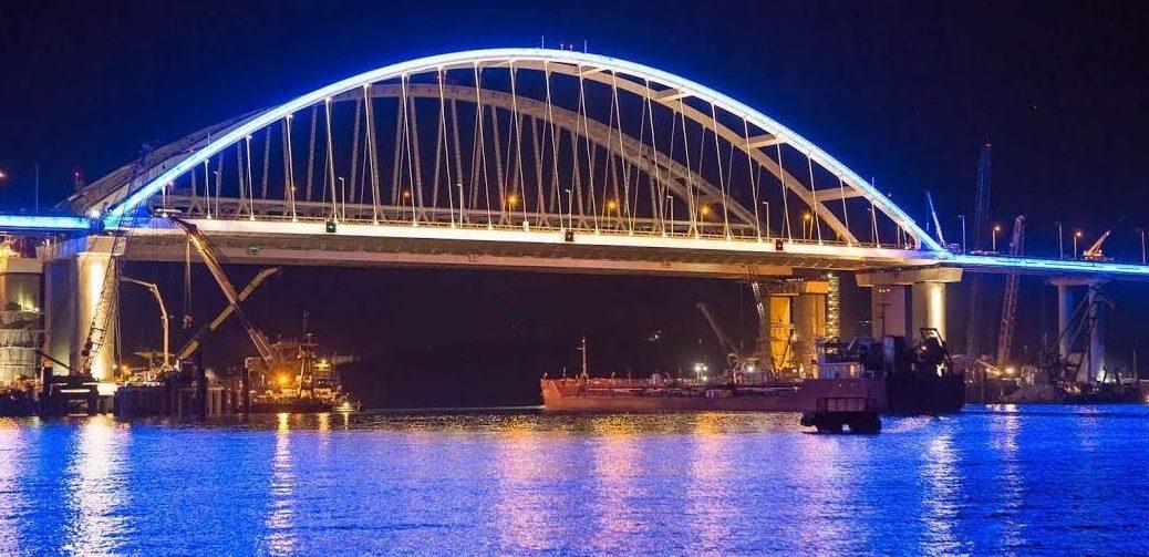 Крымский мост - открытие 15.05.2018 - Путин открыл Крымский мост