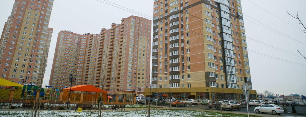 Прикубанский округ, Губернский микрорайон, Краснодар