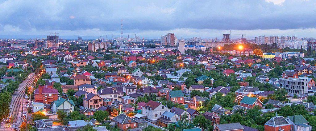 Частный сектор Краснодара