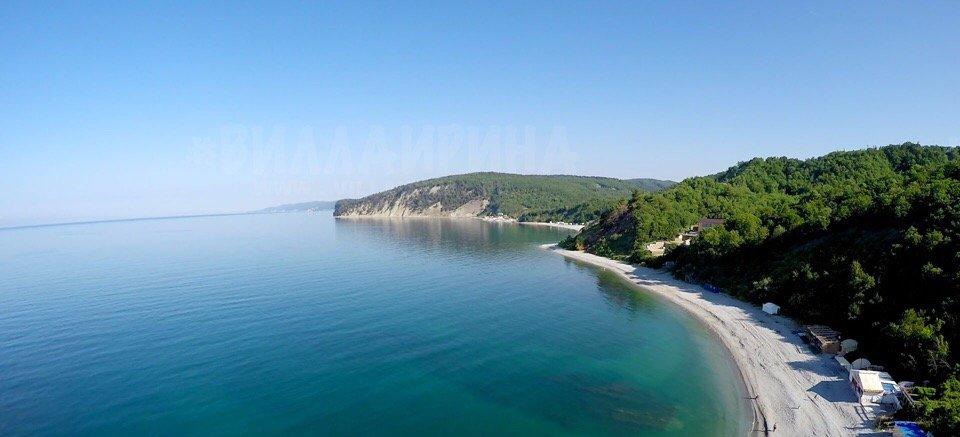 Море в Краснодарском крае - бухта Инал.