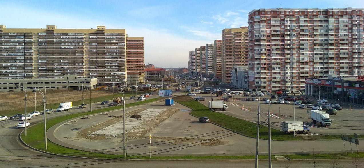 Прикубанский округ Краснодара, ул. Петра Метальникова