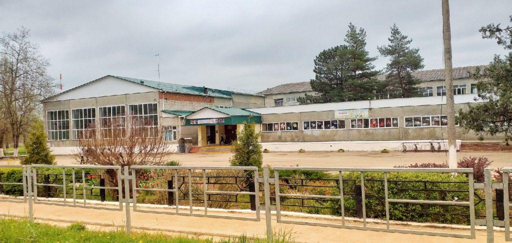 Школа в станице Смоленская