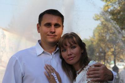 Друзья, давайте знакомиться, мы владельцы сайта - Денис и Татьяна.