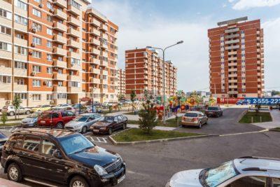 ЖК Спортивная деревня в районе Западного обхода в Краснодаре