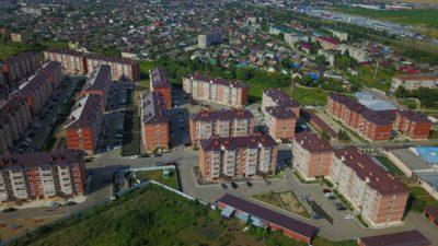 Обзорный вид Яблоновского