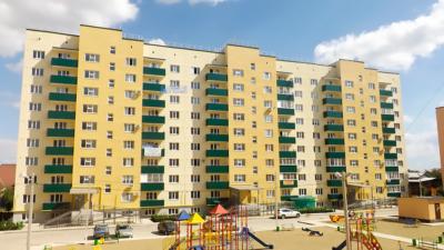 ЖК Солнечный в Яблоновском