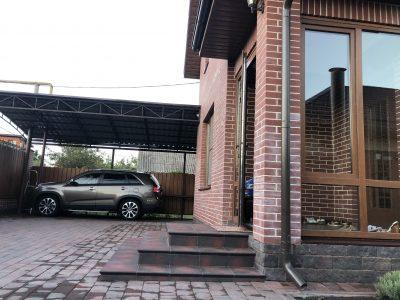 Наш дом в Первенце Кубани